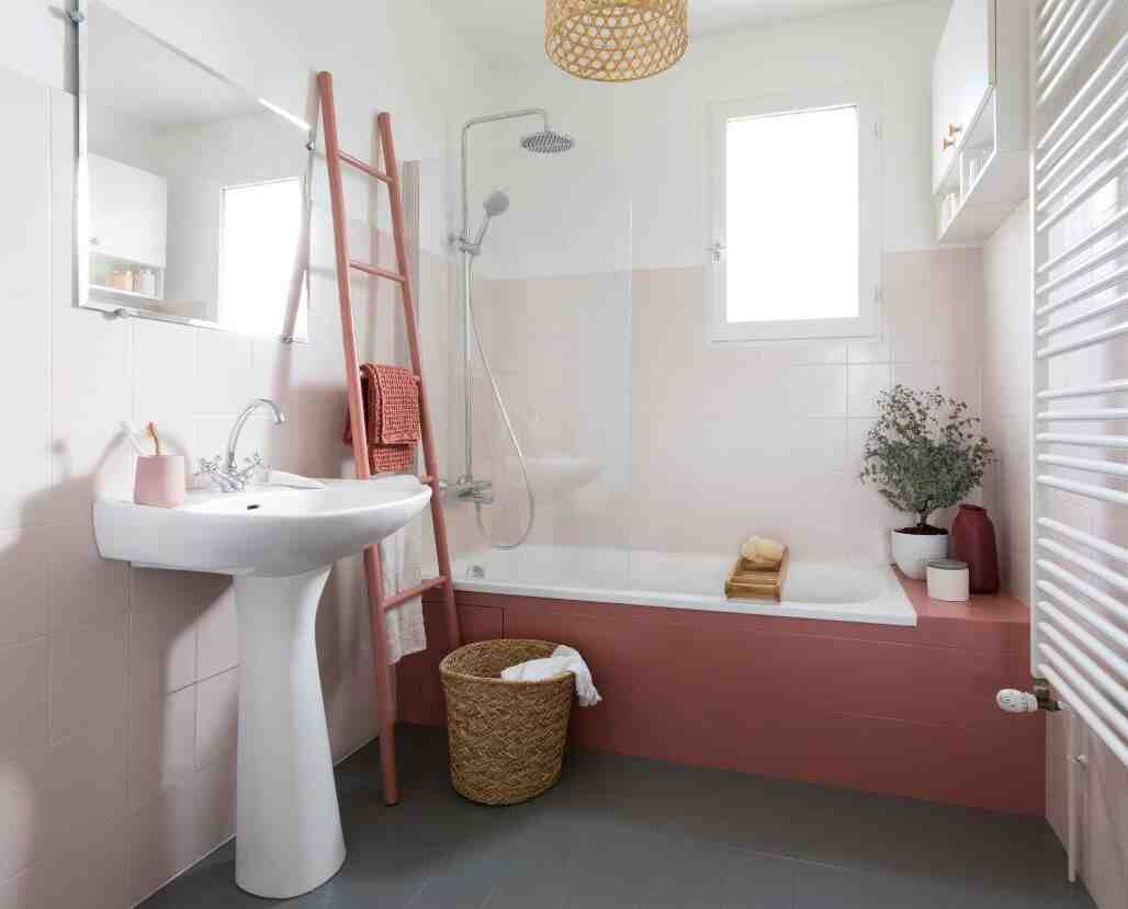 Où mettre du carrelage dans la salle de bain ?